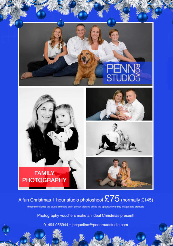 Family Photography <br>Seasonal Promotional Offer