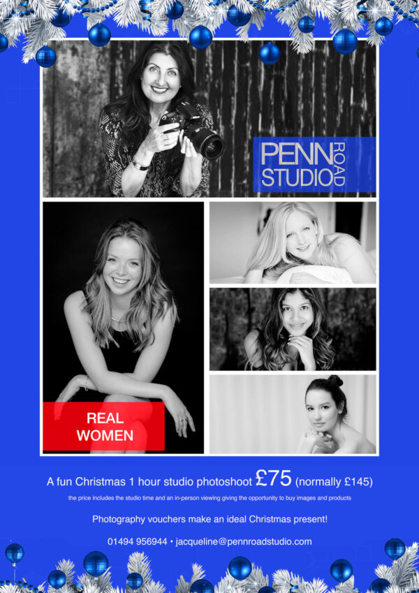 Real Women Photography <br>Seasonal Promotional Offer
